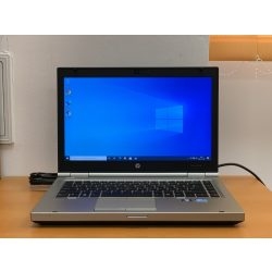 HP EliteBook 8460p, Intel Core i5-2520M up to 3.20GHz, 4GB DDR3 RAM, 120GB SSD, 16:9 LED HD (1366 x 768), Intel HD Graphics ,Webcam, WiFi N, Bluetooth, Fingerprint, Win 7 COA
