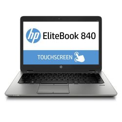"HP EliteBook 840 G1 i5-4300U, 8GB DDR3 RAM, 180GB SSD, 14"" HD+ Touchscreen LCD, Intel HD Graphics 4400, WiFi, WWAN, Bluetooth, Fingerprint reader, Webcam, Windows 8 Pro LIC"