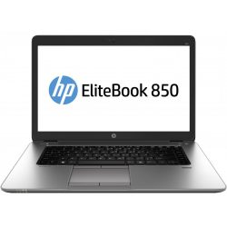"HP EliteBook 850 G1, i7-4600U CPU, 8GB DDR3 RAM, 120GB SSD, 15.6"" FHD LCD, Intel HD Graphics 4600, WiFi, Bluetooth, Windows 7 Pro LIC"