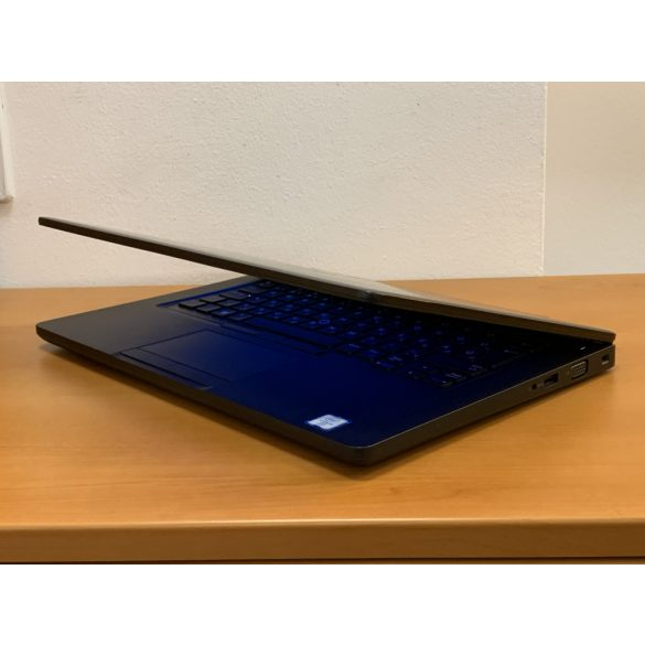 "DELL Latitude 5480, Intel Core i5-6300U up to 3.0GHz, 8GB DDR4 RAM, 128GB SSD, 14.0"" 16:9 LED anti-glare FHD (1920x1080), Intel HD Graphics ,Webcam, WiFi N, Bluetooth, Keyboard Backlit, Windows 10 Pro"