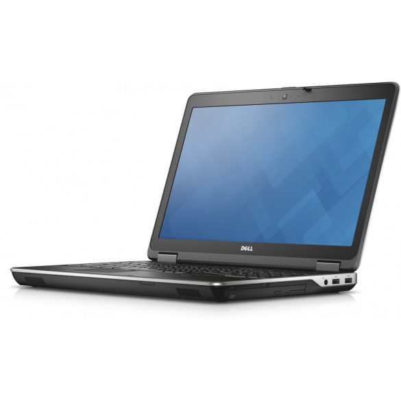 "DELL Latitude E6540, Intel Core i5-4300M up to 3.30GHz, 4GB DDR3 RAM,120GB SSD+500GB HDD, 15.6"" HD Anti-glare LED LCD, Intel HD Graphics, DVD-RW, NO Webcam, WiFi-N, Battery 60Wh, Win 7 upg. to Win 10"