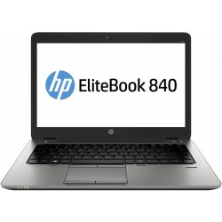 "HP EliteBook 840 G2, i7-5600U CPU, 8GB DDR3 RAM, 240GB SSD, 14"" FHD LCD, Intel HD Graphics 5500, WiFi, Bluetooth, NO Webcam, Keyboard Backlit, Windows 10 Pro LIC"
