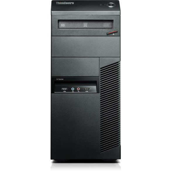 Calculatoare Lenovo M91p MicroTower, Intel Core i5-2400 3.40GHz, 4GB RAM, 250GB HDD, DVD-RW, Sound, Lan, Power Supply 280W, Windows 7 Professional