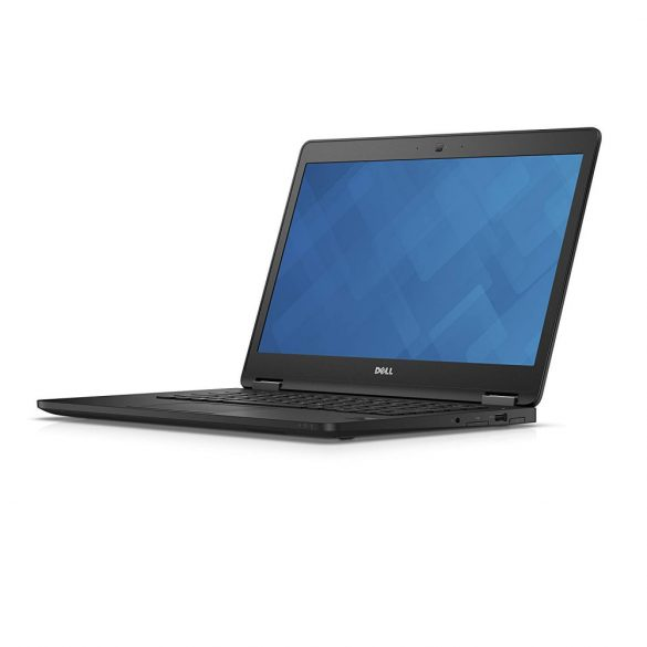 "DELL Latitude E7470, Intel Core i5-6300M up to 3.00GHz, 8GB DDR4 RAM, 256GB SSD, 14"" QHD (2560x1440) Anti-Glare LED TouchScreen  LCD, Intel HD Graphics 520, Webcam, WiFi-N, Bluetooth, Battery 37Wh"