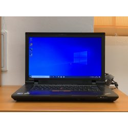 "LENOVO ThinkPad L512, Intel Core i3-M370 2.40GHz, 4GB DDR3 RAM, 120GB SSD, 15.6"" LED HD anti-glare (1366 x 768) LCD, Intel HD Graphics, WebCam, DVD+/-RW, WiFi N, Bluetooth, Windows 7 Pro COA"